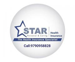 Star Health Insurance For Low cost and best service...