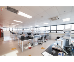 Shared Lab Space Facilities for Biotech Startups near Boston and Cambridge